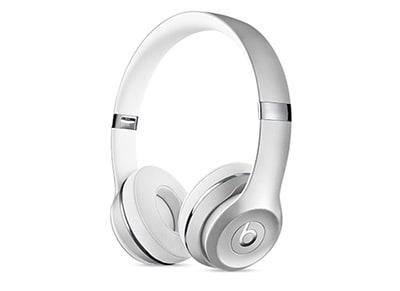 Ασύρματα Ακουστικά Κεφαλής Beats by Dre Solo 3 Wireless Silver