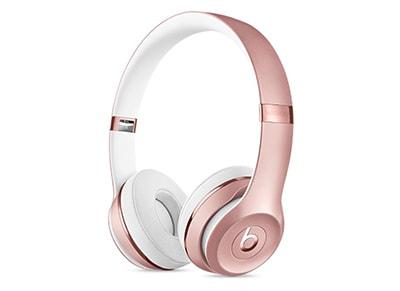 Ασύρματα Ακουστικά Κεφαλής Beats by Dre Solo 3 Wireless Rose Gold