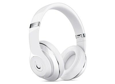 Ασύρματα Ακουστικά Κεφαλής Beats by Dre Studio Wireless - Gloss White