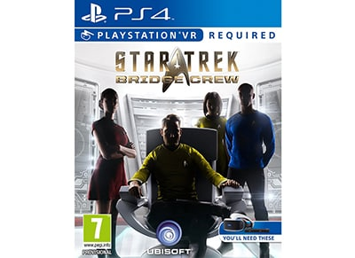 Star Trek Bridge Crew - PS4/PSVR Game gaming   παιχνίδια ανά κονσόλα   ps4