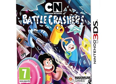 Cartoon Network: Battle Crashers - 3DS Game