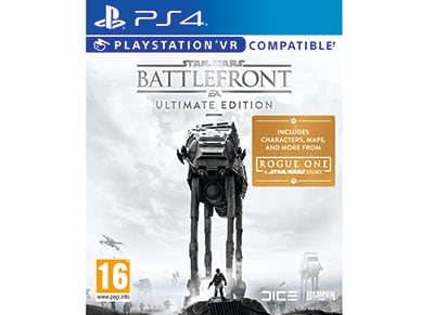 Star Wars Battlefront Ultimate Edition - PS4/PSVR Game gaming   παιχνίδια ανά κονσόλα   ps4