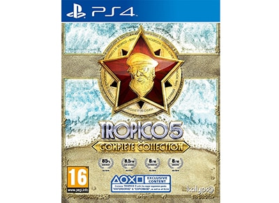Tropico 5 Complete Edition - PS4 Game