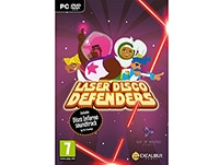 Laser Disco Defenders - PC Game