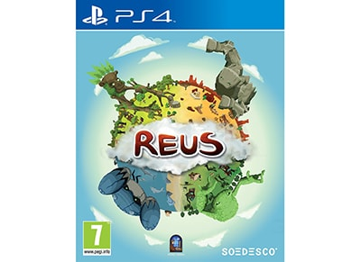 Reus - PS4 Game
