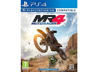 Moto Racer 4 - PS4/PSVR Game gaming   παιχνίδια ανά κονσόλα   ps4
