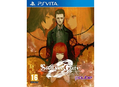SteinsGate Zero - PS Vita Game gaming   παιχνίδια ανά κονσόλα   ps vita