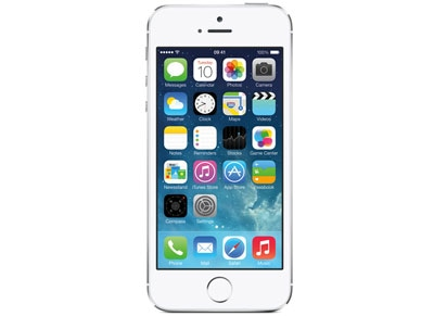 4G Smartphone Apple iPhone 5S 16GB  - Silver