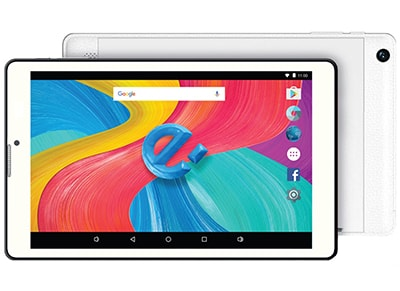 "eStar Gemini IPS - 3G Tablet 8"" 16GB Λευκό/Αλουμίνιο"