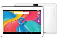 """eStar Grand 10 IPS - 3G Tablet 10.1"""" 16GB Λευκό/Αλουμίνιο"""