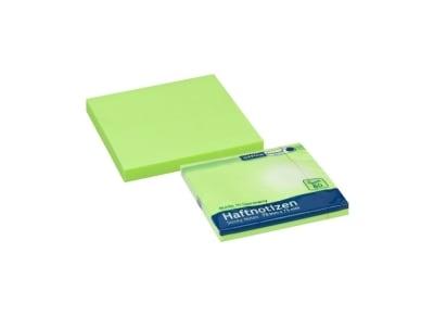 Αυτοκόλλητα Χαρτάκια Office Point Neon- 75x75mm - 80 Φύλλα Πράσινο