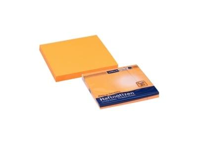 Αυτοκόλλητα Χαρτάκια Office Point Neon- 75x75mm - 80 Φύλλα Πορτοκαλί