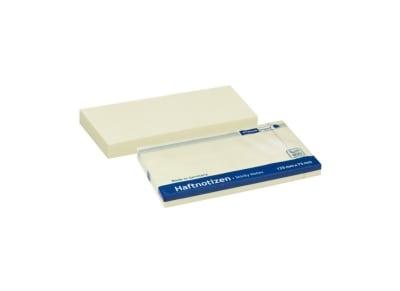 Αυτοκόλλητα Χαρτάκια Office Point FSC - 125x75mm - 80 Φύλλα Κίτρινο