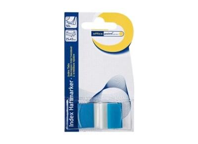 Σελιδοδείκτες Office Point Index - 25x43mm - 50 Φύλλα Μπλε