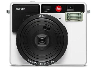 Instant Camera Leica Sofort Instant Film - Λευκό