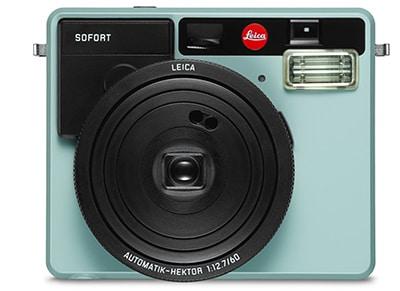 Instant Camera Leica Sofort Instant Film - Μπλε