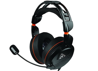 Turtle Beach Elite Pro Tournament Headset - Gaming Headset Μαύρο