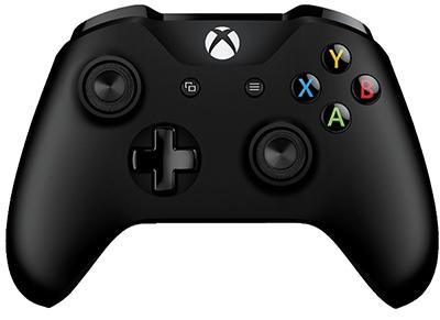 Microsoft Xbox One New Controller - Χειριστήριο Μαύρο
