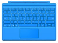 Πληκτρολόγιο Microsoft - Surface Pro 4 Type Cover Γαλάζιο