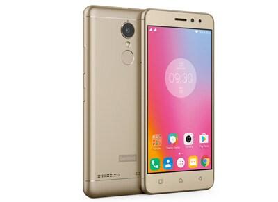 4G Smartphone Lenovo K6 - Dual Sim 16GB Χρυσό