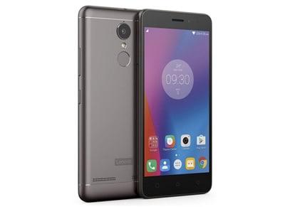 4G Smartphone Lenovo K6 - Dual Sim 16GB Γκρι
