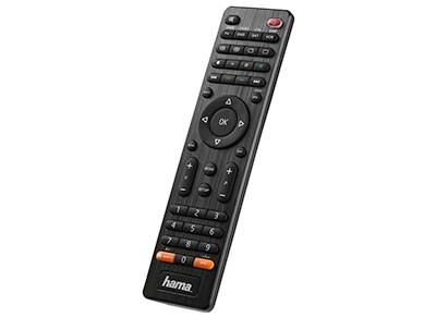 Τηλεχειριστήριο TV - HAMA Universal 8 σε 1 - 12307