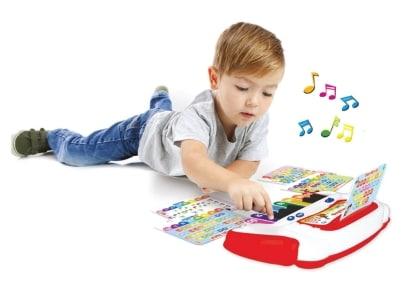 Εξυπνούλης Μουσικό Πιανάκι - Ηλεκτρονικό AS 1020-63201