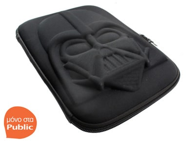 "eStar Themed 7"" με θήκη Darth Vader - Tablet 7"" 8GB"