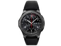 Samsung Gear S3 Frontier Μαύρο - Smartwatch