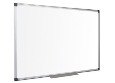 Πίνακας Λευκός Bi-Office Αλουμινίου Μαγνητικός 90x120cm