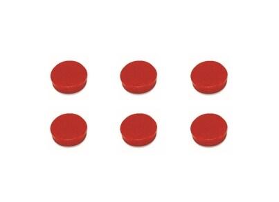 Μαγνητάκια Bi-Office 20mm Κόκκινο