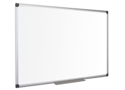 Πίνακας Λευκός Bi-Office Αλουμινίου 60x90cm