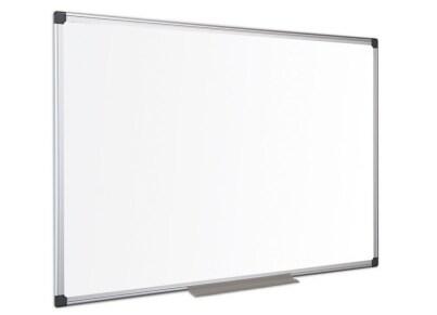 Πίνακας Λευκός Bi-Office Αλουμινίου 90x120cm