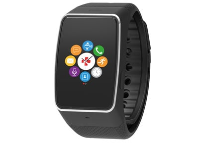 Smartwatch MyKronoz ZeWatch 4 HR Μαύρο