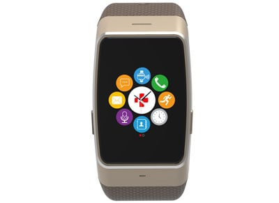 Smartwatch MyKronoz ZeWatch 4 HR Χρυσό