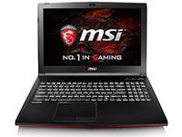 """Laptop MSI GP62 6RF-233NL - 15.6"""" (i7-6700HQ/8GB/ 1TB & 128GB/1060)"""