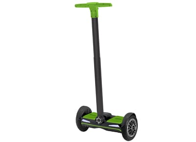 Kawasaki Streeboard Scooter 10.1 Ηλεκτρικό Πατίνι Ισορροπίας Μαύρο wearables  drones   hitech   self balancing scooters