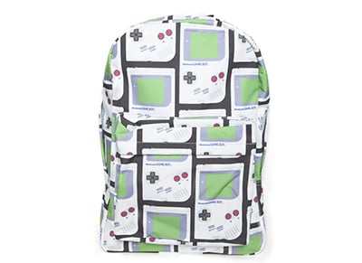 Τσάντα Bioworld Nintendo Game Boy Backpack - All Over Print