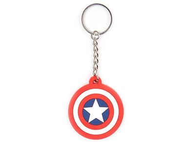 Μπρελόκ Bioworld Marvel's Captain America's Shield
