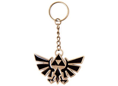 Μπρελόκ Nintendo The Legend of Zelda - Triforce