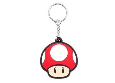 Μπρελόκ  Bioworld Nintendo -Super Mario - Mushroom