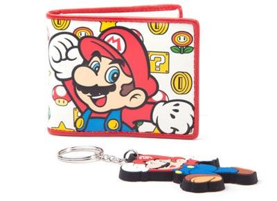 Πορτοφόλι & Μπρελόκ Nintendo Super Mario Jump gaming   gaming cool stuff   πορτοφόλια   τσάντες