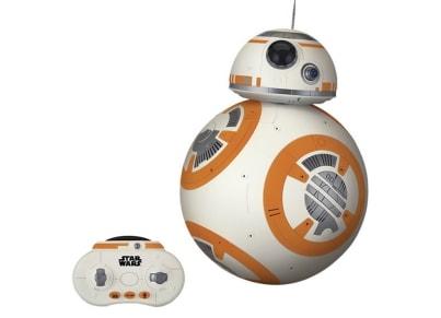 Ρομπότ Star Wars Interactive - BB8 - Giochi Preziosi