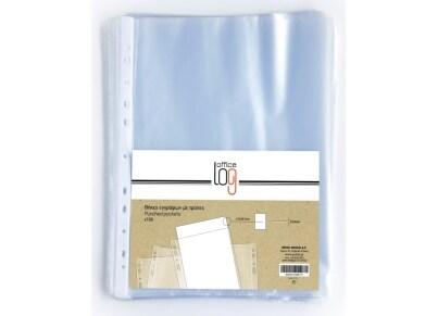 Θήκη Office Log Διαφανής 0.03mm με Άνοιγμα (100 τεμ.)