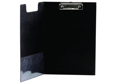 Ντοσιέ Σεμιναρίου Office Log με Κλιπ Α4 Μαύρο