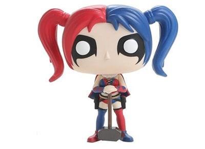 Φιγούρα Funko Pop! Vinyl - Harley Quinn (DC Superheroes)