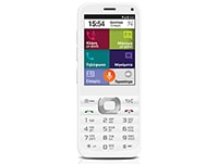 MLS Easy S 8GB Λευκό Dual Sim Smartphone