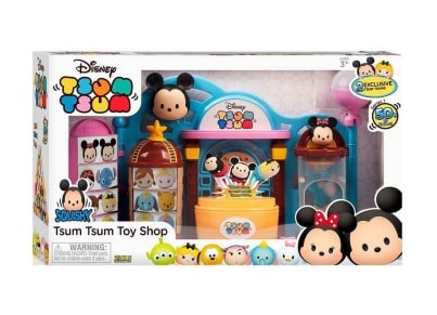 Σετ Tsum Tsum - Κατάστημα Παιχνιδιών