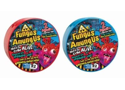 Συλλεκτικές Φιγούρες Fungus Amungus - 2 Φιγούρες