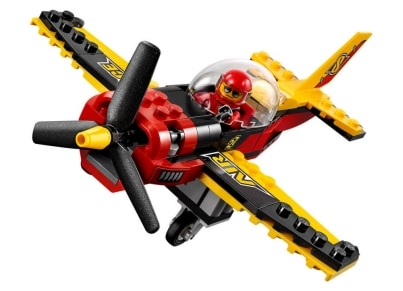 LEGO® 60144 Αγωνιστικό Αεροπλάνο